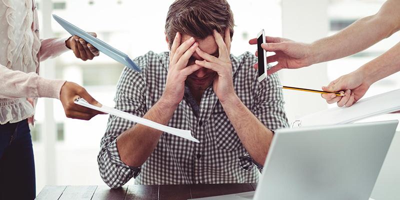 چهار نکته که در مورد استرس باید بدانید